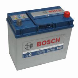 Автомобильный аккумулятор BOSCH S4 021 Silver 12V 45Ah 330A обратная полярность (0092S40210)