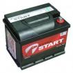 Автомобильный аккумулятор Extra Start 12V 55Ah 420A обратная полярность