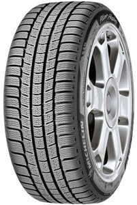 Шина Michelin Pilot Alpin PA2 265/40 R18 101V
