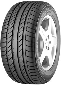 Шина Continental Conti4x4SportContact 275/40 R20 106Y