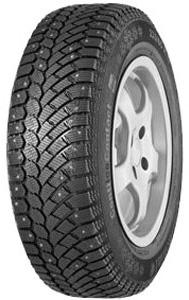Шина Continental ContiIceContact BD 235/60 R18 107T