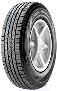 Шина Pirelli Scorpion Ice&Snow 275/40 R20 106V