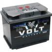 Аккумуляторная батарея Volt premium 6СТ-55 N