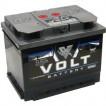 Аккумуляторная батарея Volt premium 6СТ-62 N