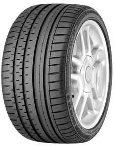 Шина Continental ContiSportContact 2 225/50 R17 94H